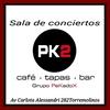 Sala de conciertos PK2